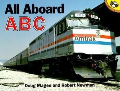 All Aboard ABC als Taschenbuch