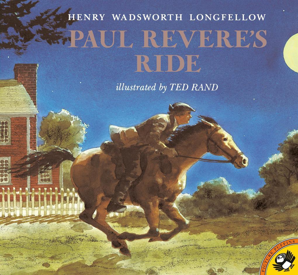 Paul Revere's Ride als Taschenbuch