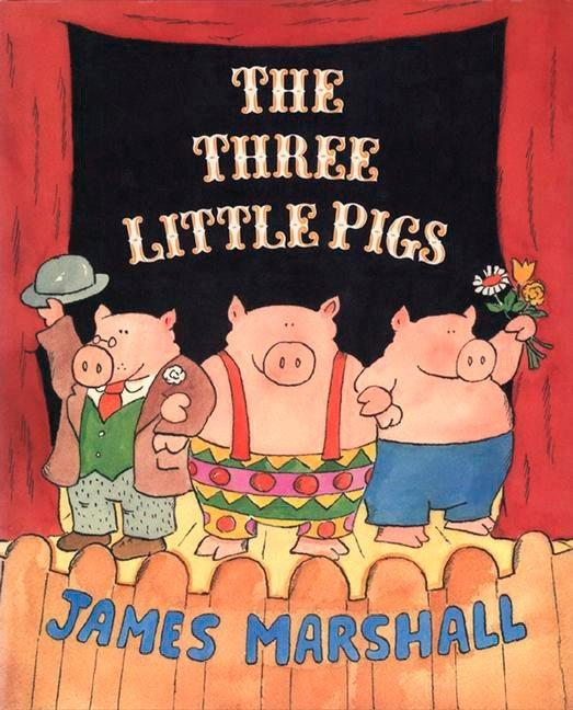 The Three Little Pigs als Taschenbuch