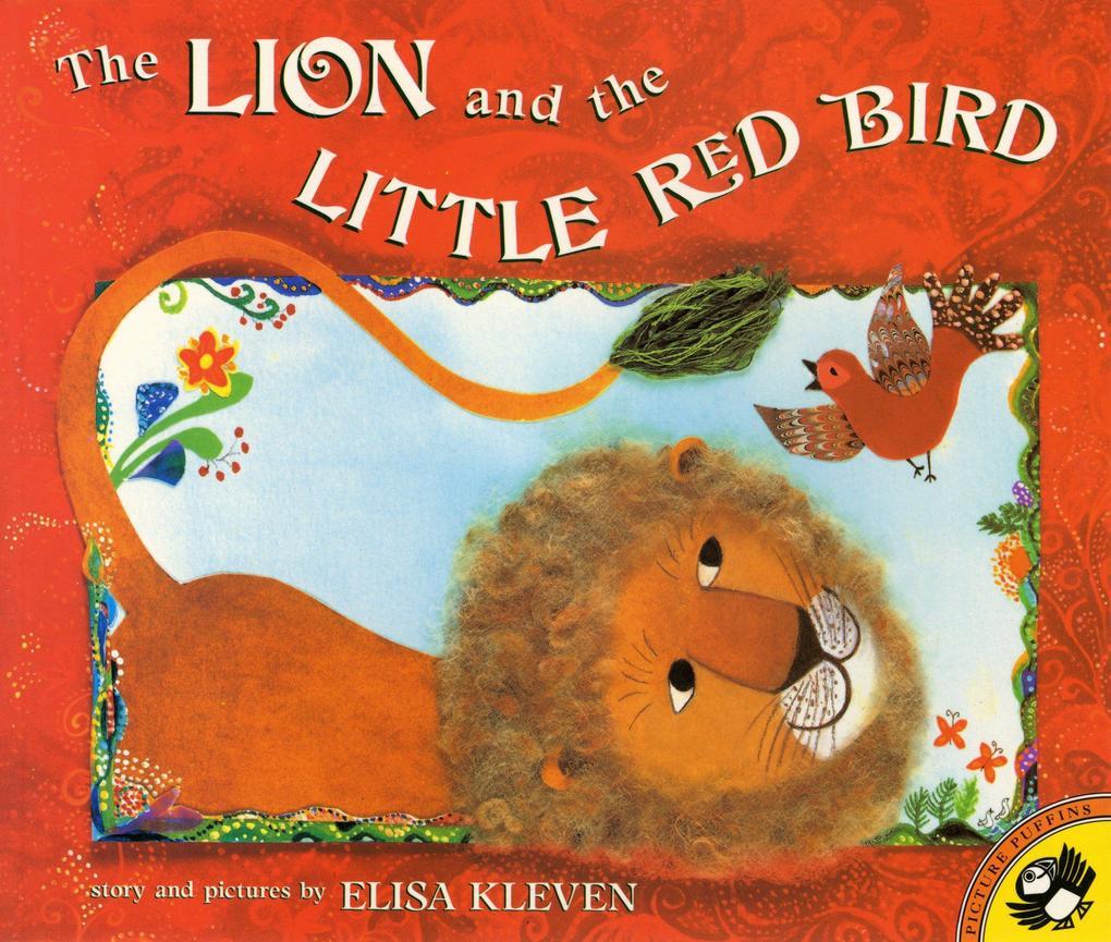The Lion and the Little Red Bird als Taschenbuch