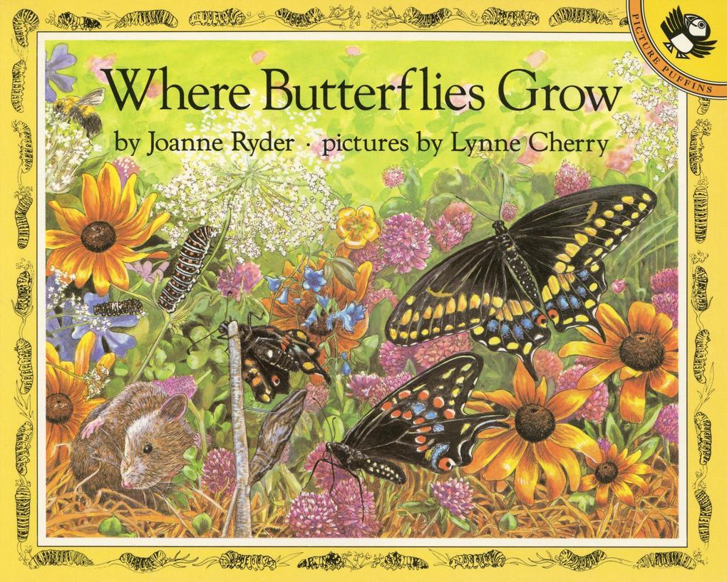 Where Butterflies Grow als Taschenbuch