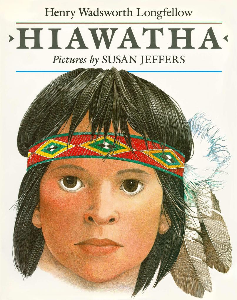 Hiawatha als Taschenbuch