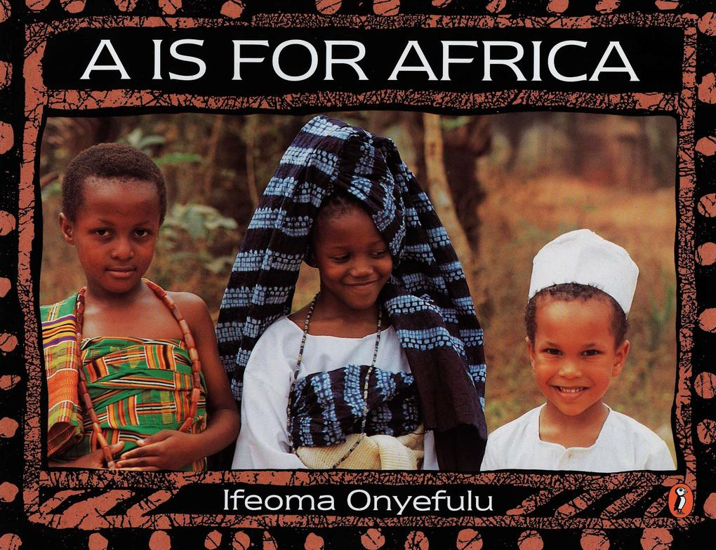 A is for Africa als Taschenbuch