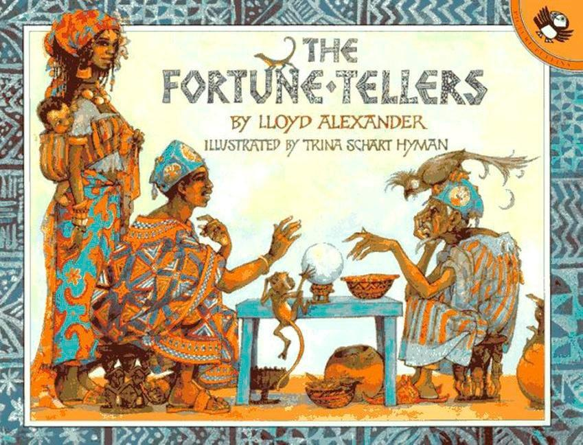 The Fortune-Tellers als Taschenbuch