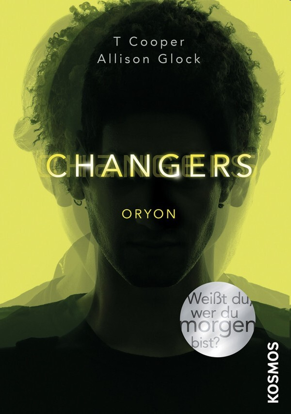 Changers 02. Oryon als Buch