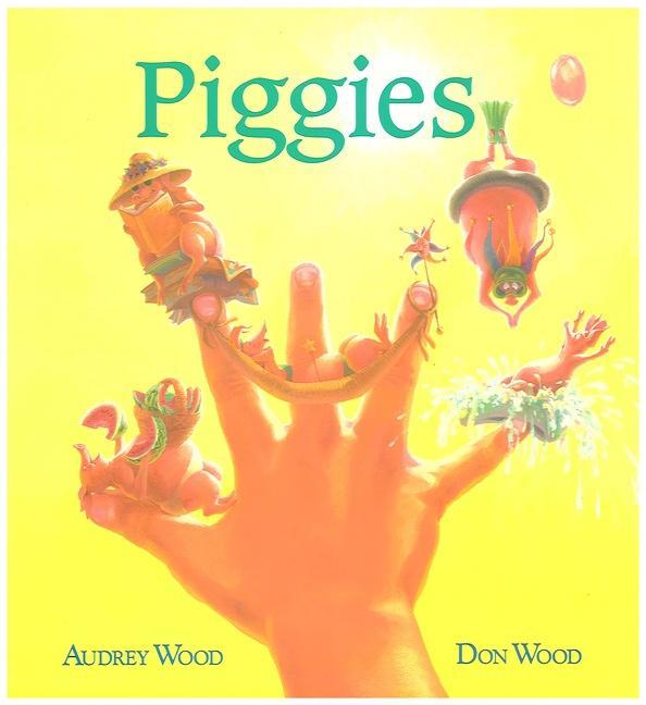Piggies als Taschenbuch