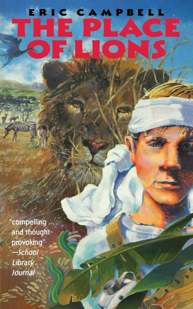 The Place of Lions als Taschenbuch