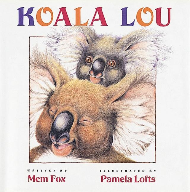 Koala Lou als Buch