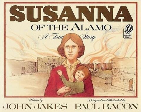 Susanna of the Alamo als Taschenbuch