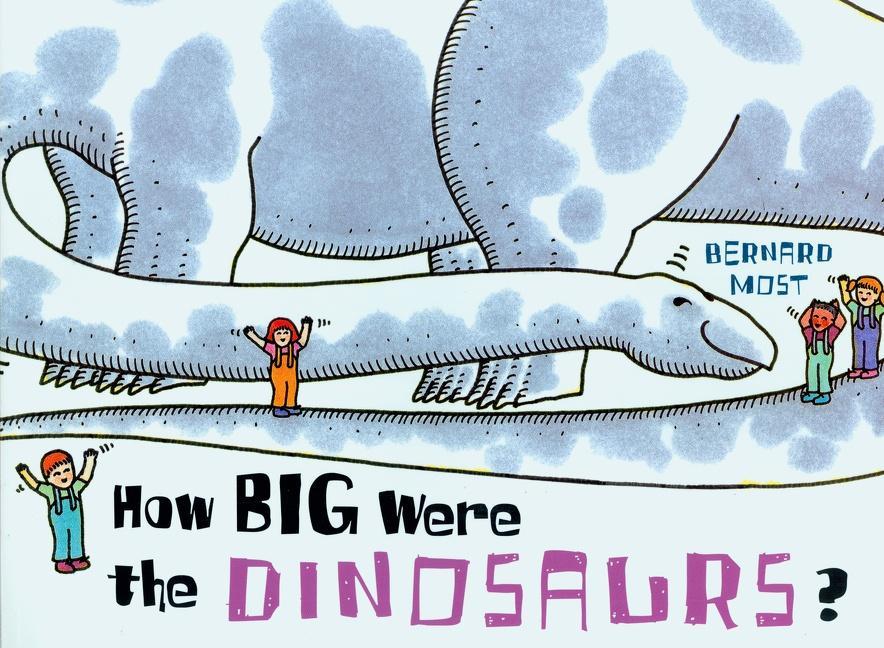 How Big Were the Dinosaurs? als Taschenbuch