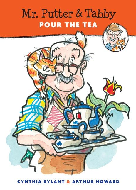 Mr. Putter & Tabby Pour the Tea als Taschenbuch