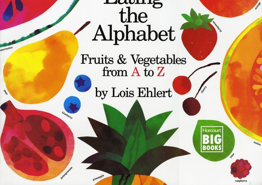 Eating Alphabet Fruits als Buch (gebunden)