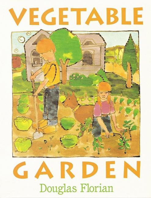 Vegetable Garden als Taschenbuch