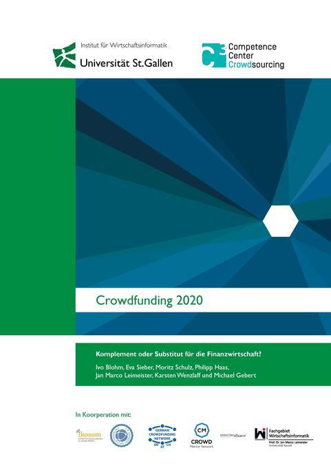 Crowdfunding 2020 als Buch von Ivo Blohm, Eva S...