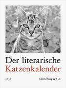 [Der literarische Katzenkalender 2016]