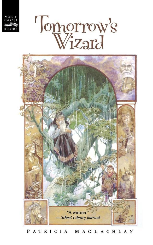 Tomorrow's Wizard als Taschenbuch