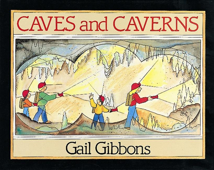 Caves and Caverns: A Book You Can Count on als Taschenbuch