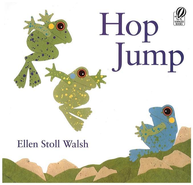 Hop Jump als Taschenbuch
