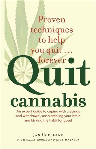 Quit Cannabis als eBook Download von Jan Copeland
