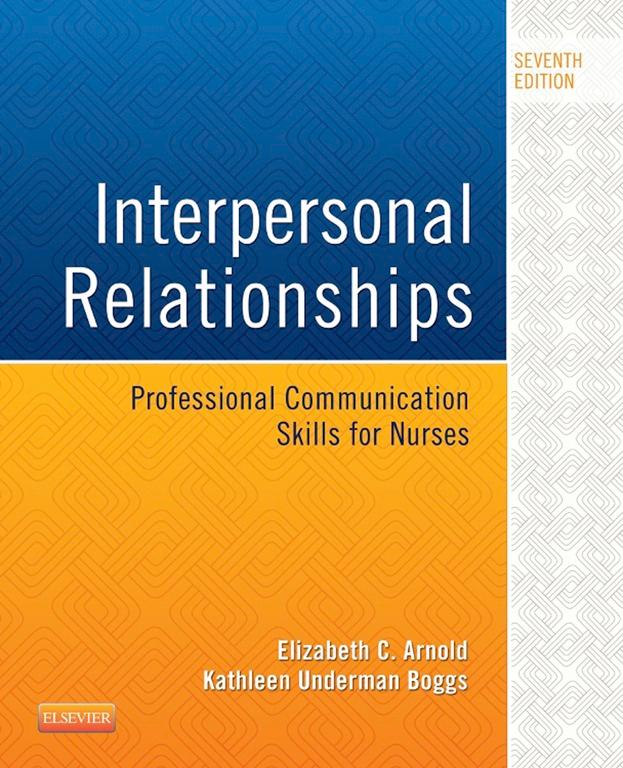 interpersonal relationships in the health care Interpersonal skills in today's healthcare industry, no one can provide care on their own this video talks explains the importance of teamwork and how it affects patients in today's healthcare system.