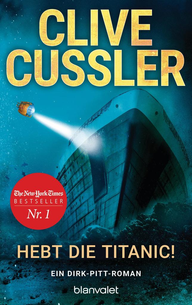 Hebt die Titanic als eBook Download von Clive C...