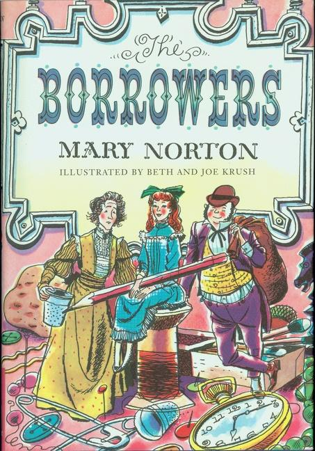The Borrowers als Buch