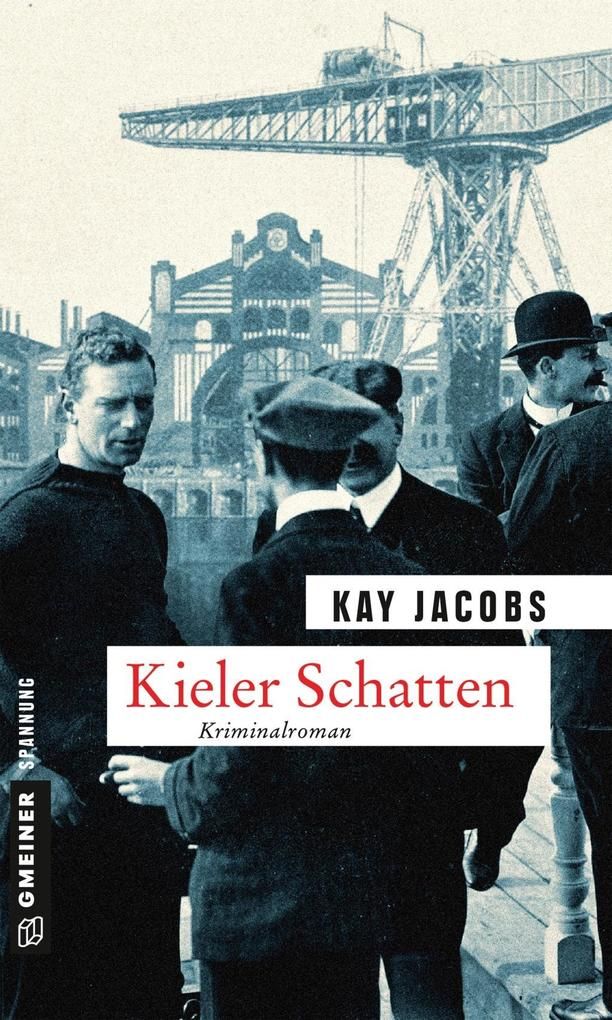 Kieler Schatten als eBook Download von Kay Jacobs