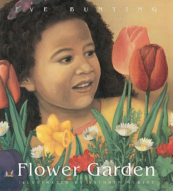Flower Garden als Buch