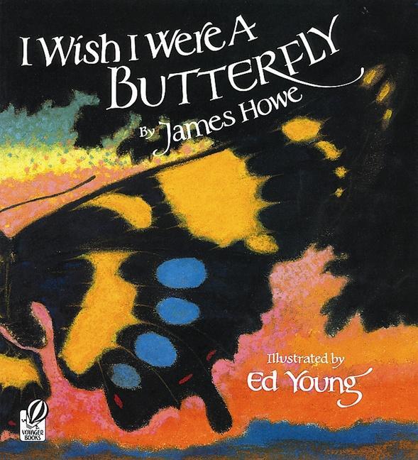 I Wish I Were a Butterfly als Taschenbuch
