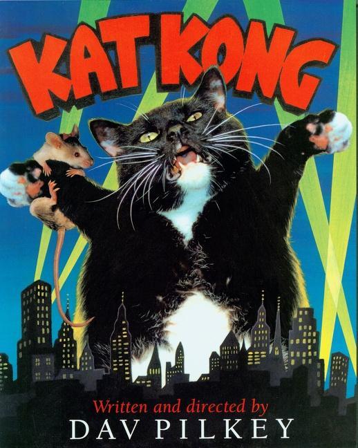 Kat Kong als Taschenbuch