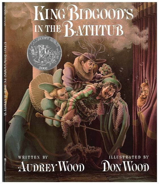King Bidgood's in the Bathtub als Buch
