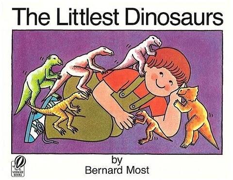 The Littlest Dinosaurs als Taschenbuch