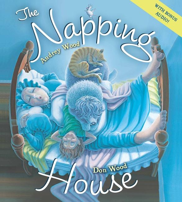 The Napping House als Buch