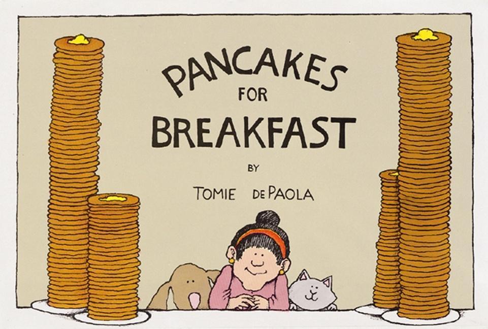 Pancakes for Breakfast als Buch (gebunden)