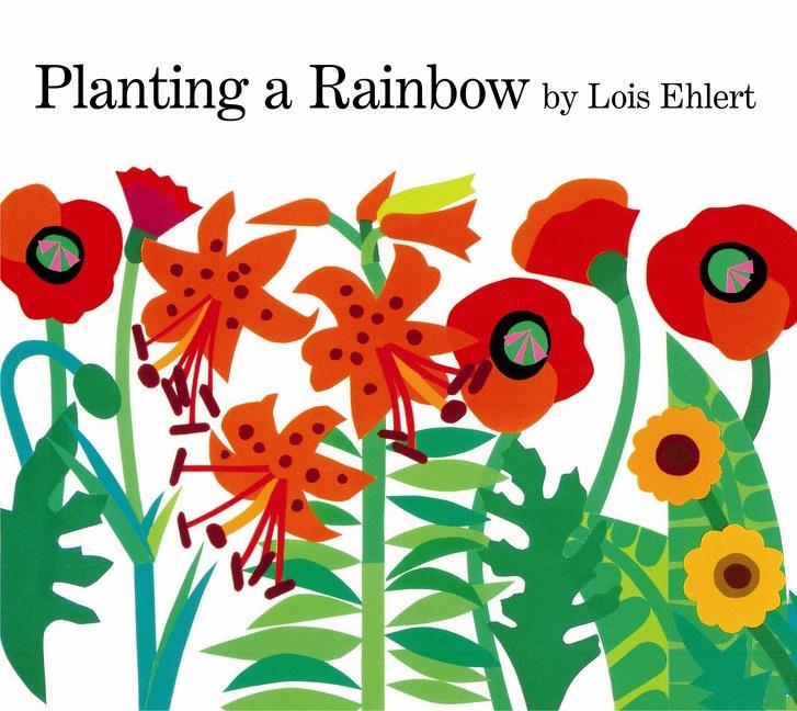 Planting a Rainbow als Buch (gebunden)