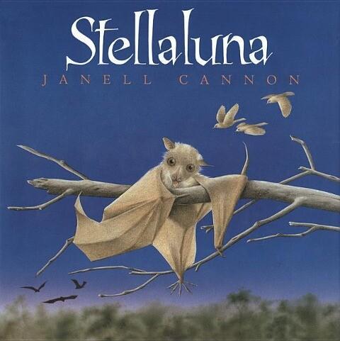 Stellaluna als Buch