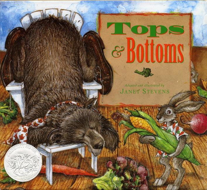 Tops & Bottoms als Buch