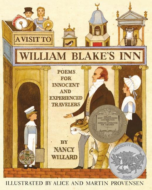 A Visit to William Blake's Inn: Poems for Innocent and Experienced Travelers als Taschenbuch