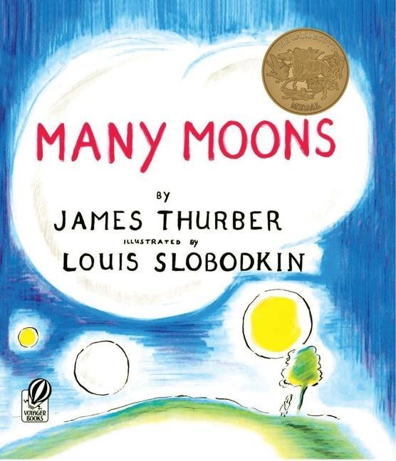 Many Moons als Taschenbuch