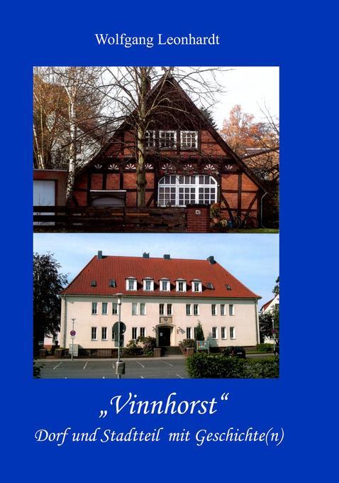 Vinnhorst als Buch von Wolfgang Leonhardt