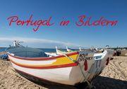 Portugal in Bildern (Tischaufsteller DIN A5 quer)