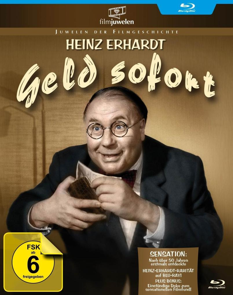 Heinz Erhardt: Geld sofort (inkl. Doku: Die Ges...