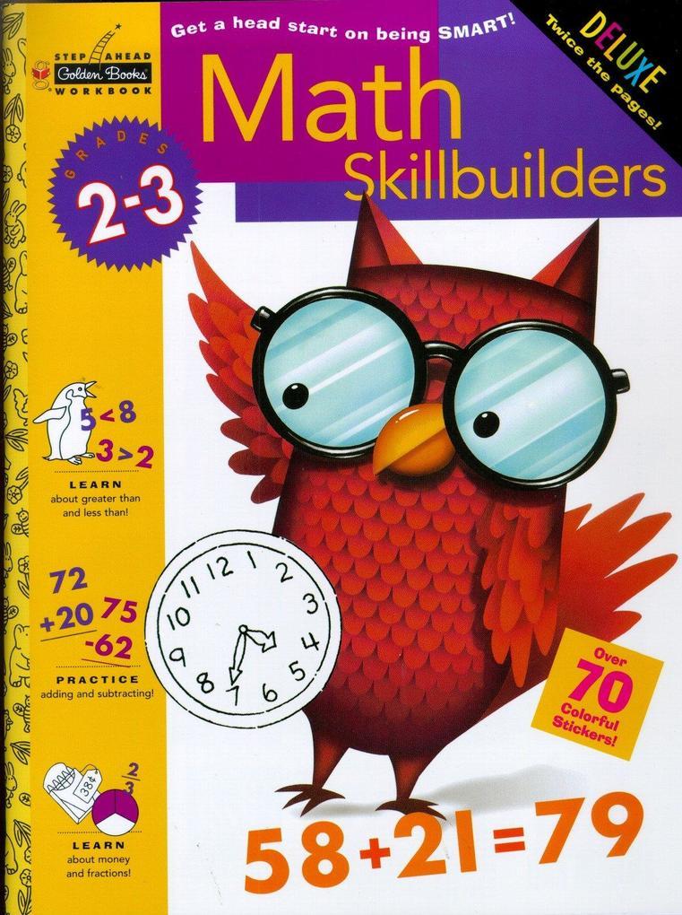 Math Skillbuilders (Grades 2 - 3) als Taschenbuch