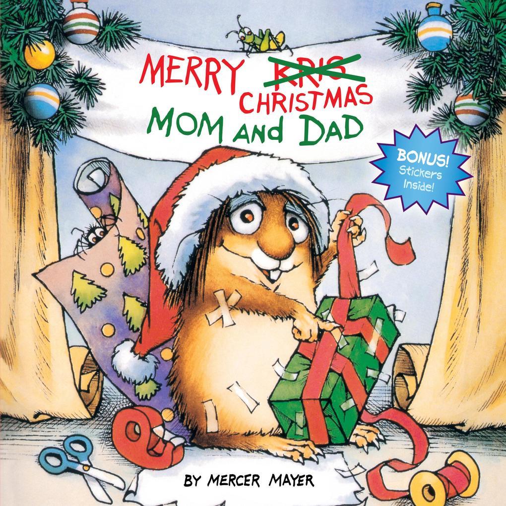 Merry Christmas, Mom And Dad (Little Critter) als Taschenbuch