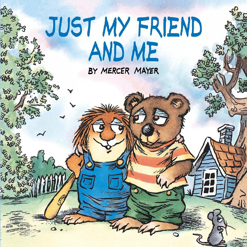 Just My Friend and Me (Little Critter) als Taschenbuch