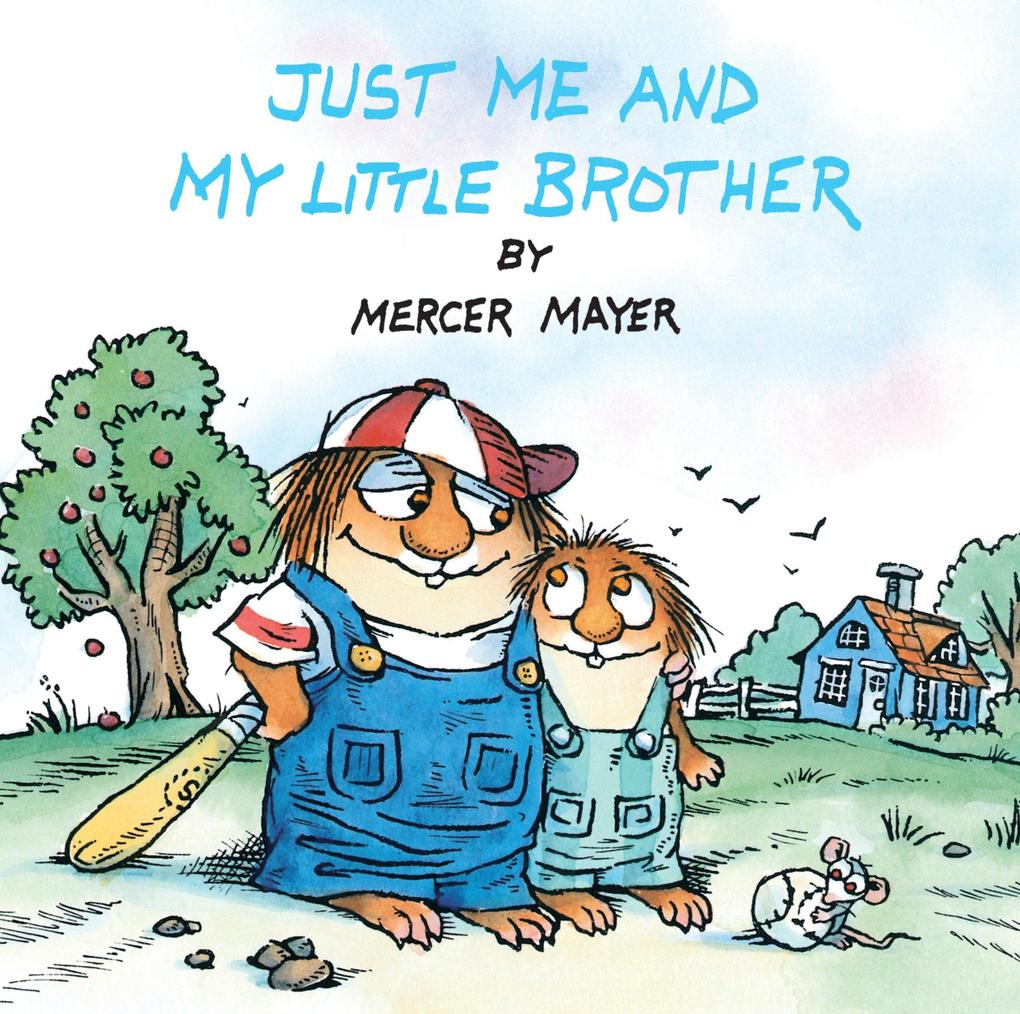 Just Me and My Little Brother (Little Critter) als Taschenbuch