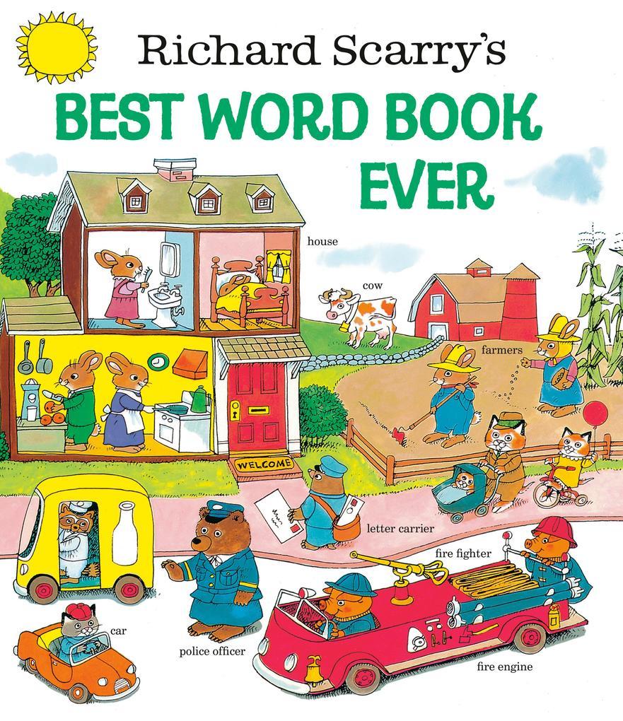 Best Word Book Ever als Buch