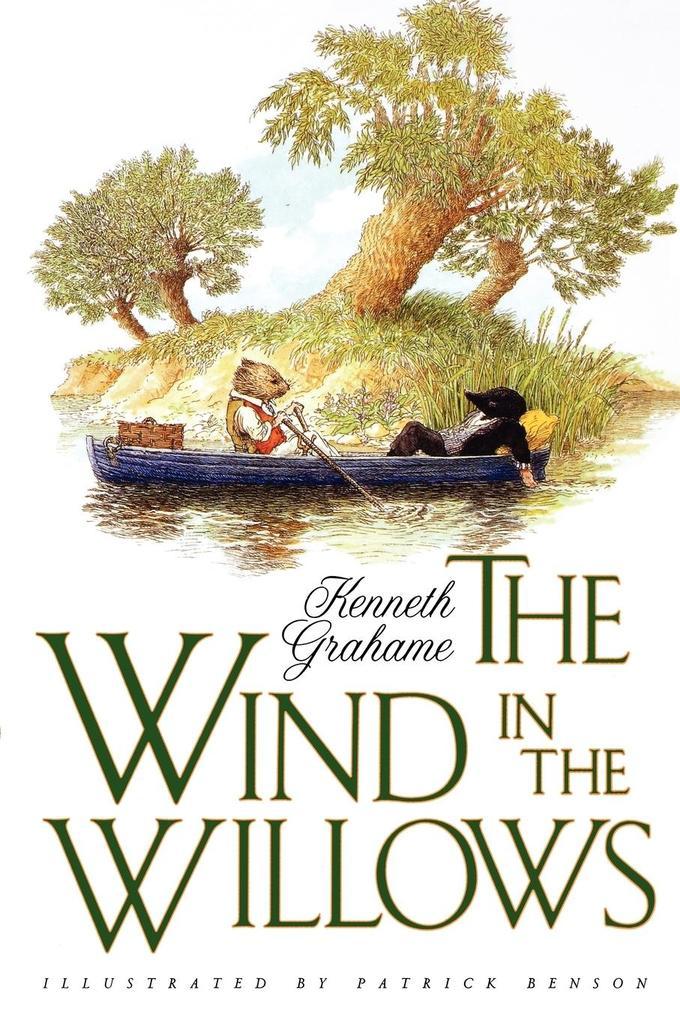 The Wind in the Willows als Taschenbuch