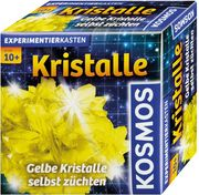 Gelbe Kristalle selber züchten