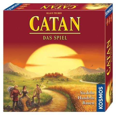 Die Siedler von Catan - Das Spiel (Neue Edition) als sonstige Artikel